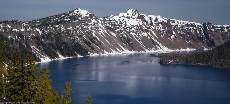 Ctater Lake - Garfield Peak Trail