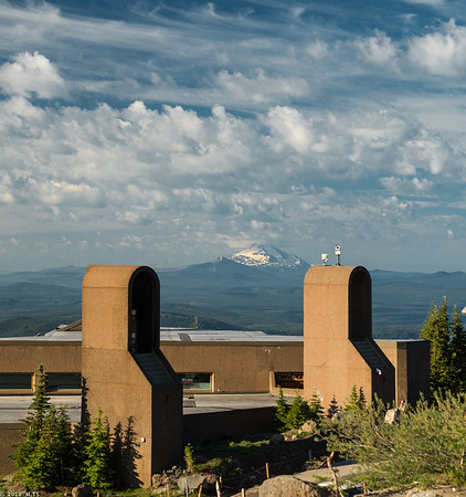 Timberline Lodge, Mount Hood