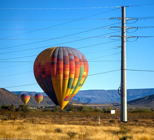 Air Balloons in Scottsdale, Arizona