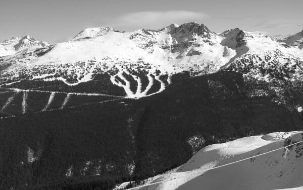 Whistler - the Blackomb View