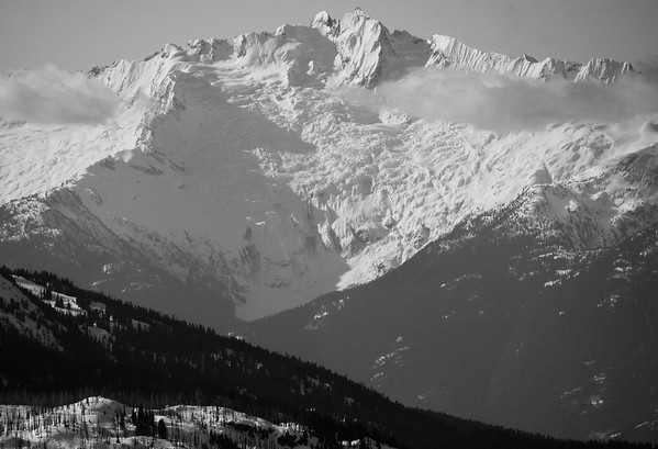 Whistler - a West View