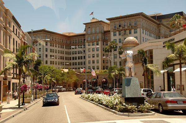 Hotellet fra Pretty Woman