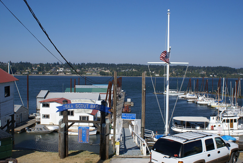 Portland Sea Scouts Base