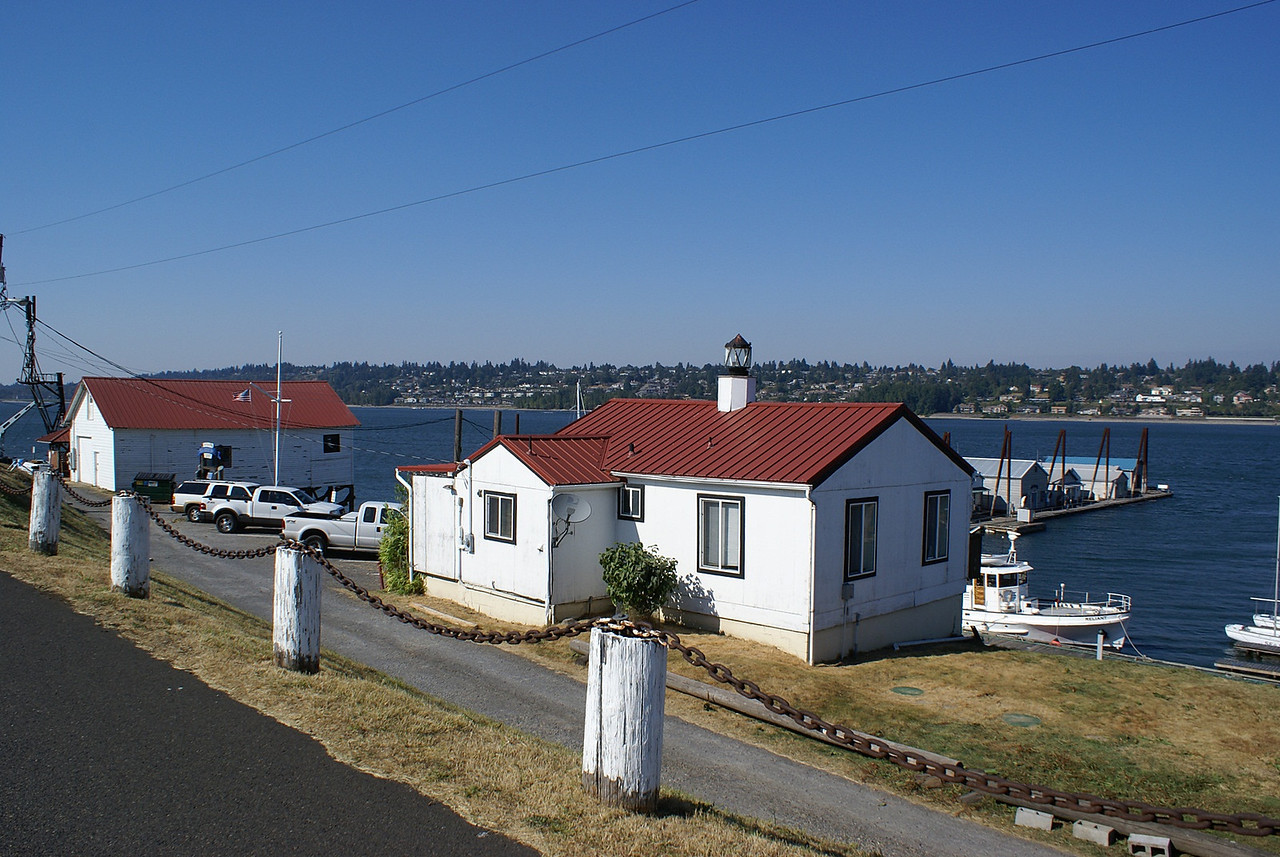Portland Sea Scouts Base