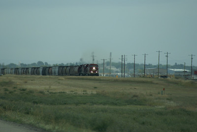 CPR trains seem to go on for miles