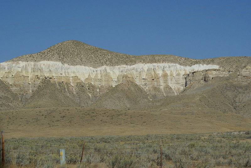 lime stone cliffs