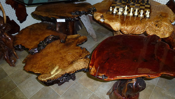 The Tables are nice, and most these are under US $800 - Orick Route 101