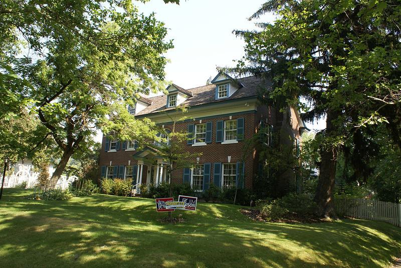 House at Ellensburg