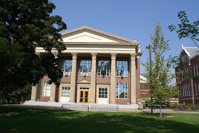 Central Washington University, were going  to do  some caches in here, but it was first day back and there were people all over the place.