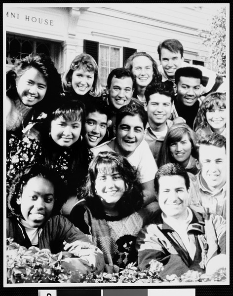 Young faces, ca.1980