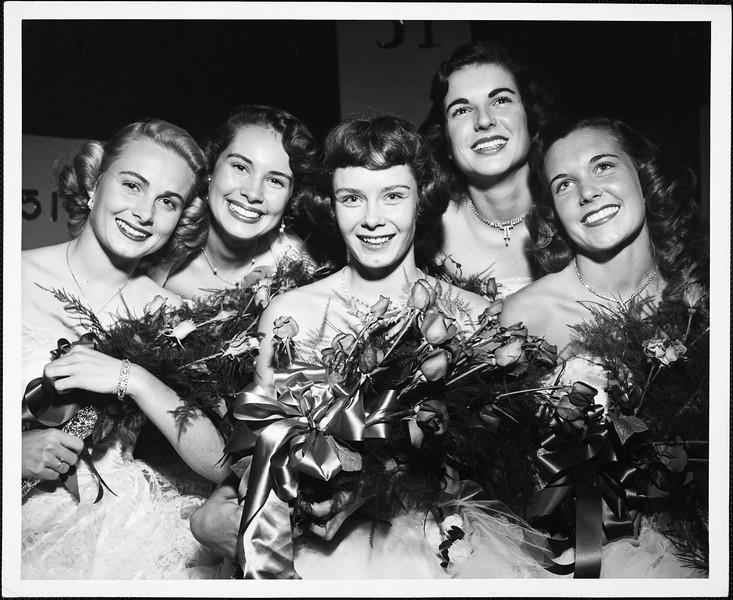 USC Homecoming, 1951
