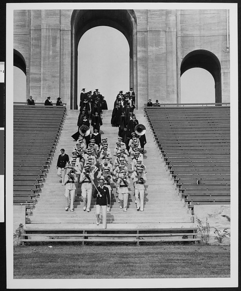 Line of March Band, 1931