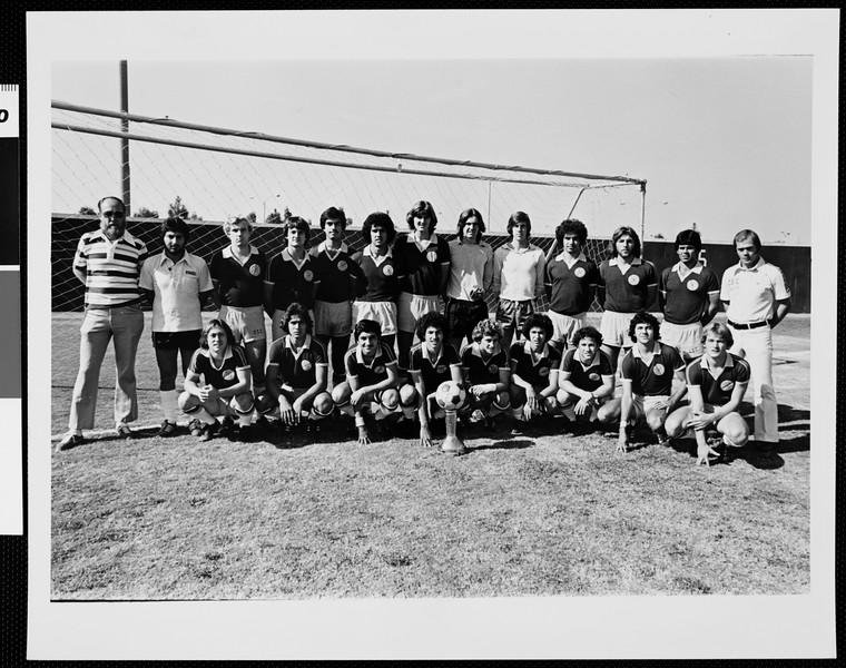 USC Soccer Team, [s.d.]