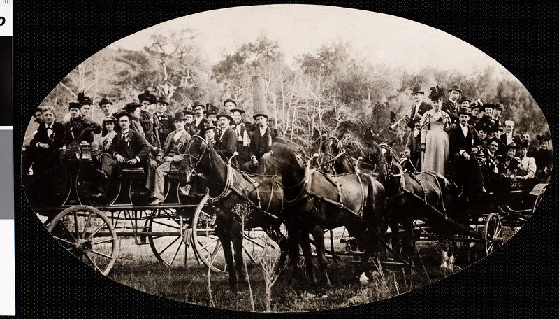 USC students traveling to Berkeley, [s.d.]
