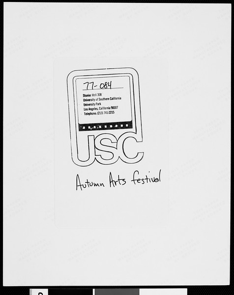 Autumn Arts Festival, ca.1980