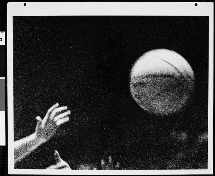 Flying basketbal, [s.d.]