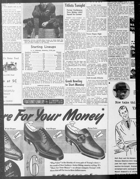 Daily Trojan, Vol. 33, No. 21, October 10, 1941