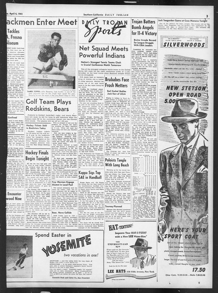 Daily Trojan, Vol. 32, No. 116, April 04, 1941