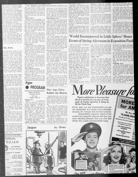 Daily Trojan, Vol. 33, No. 88, January 15, 1942