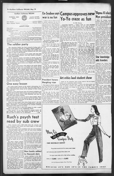 The Trojan, Vol. 35, No. 120, May 19, 1944