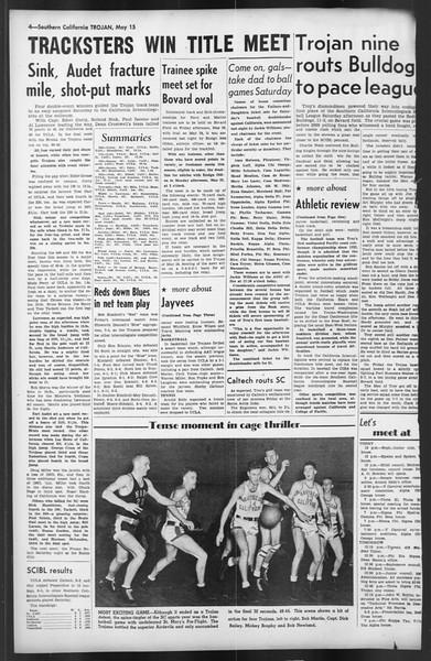 The Trojan, Vol. 35, No. 118, May 15, 1944