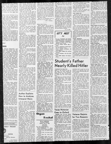 Daily Trojan, Vol. 34, No. 55, December 08, 1942