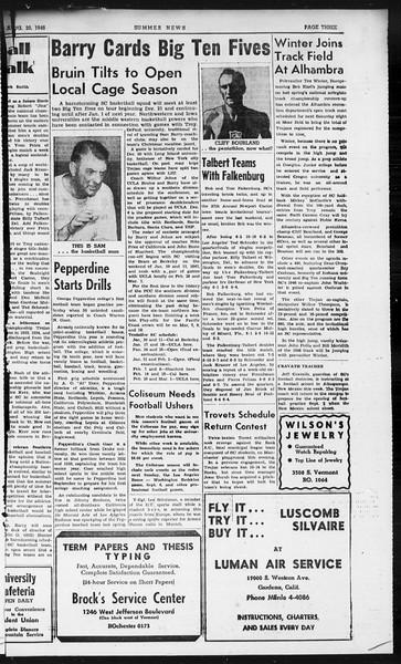 Summer News, Vol. 1, No. 22, August 20, 1946