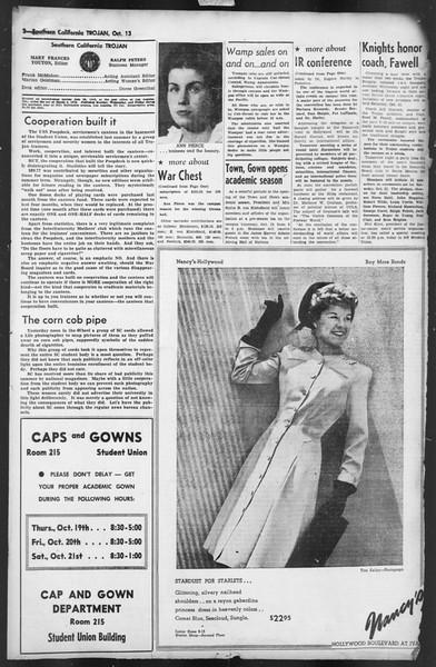 The Trojan, Vol. 35, No. 176, October 13, 1944