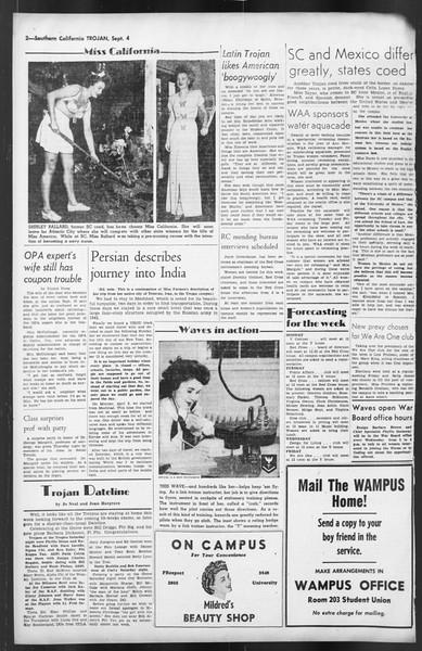 The Trojan, Vol. 35, No. 159, September 04, 1944