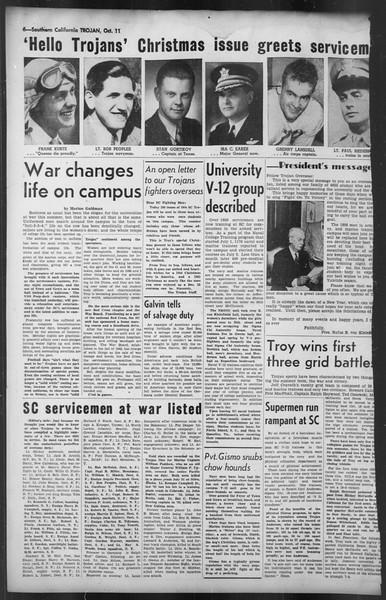 The Trojan, Vol. 35, No. 133, July 03, 1944