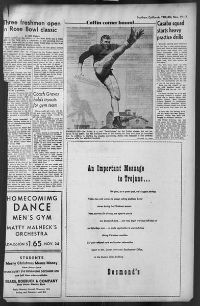 The Trojan, Vol. 35, No. 52, November 19, 1943