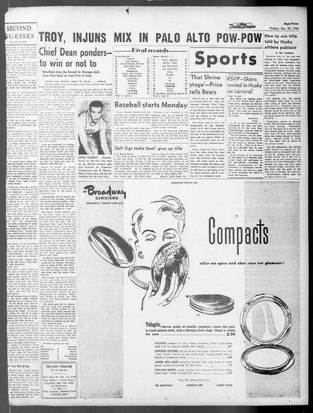 Daily Trojan, Vol. 37, No. 57, January 25, 1946