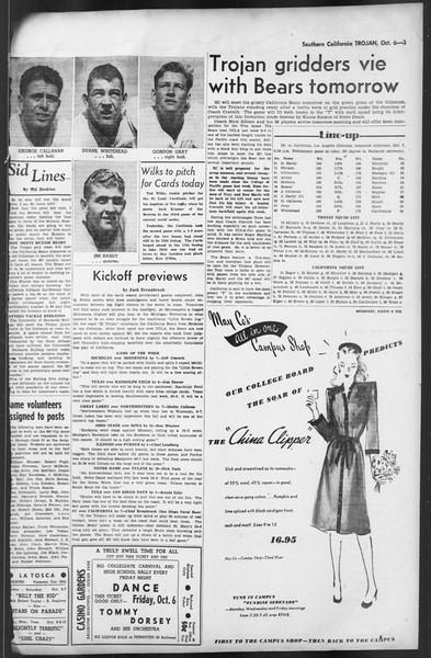 The Trojan, Vol. 35, No. 173, October 06, 1944
