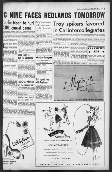 The Trojan, Vol. 35, No. 117, May 12, 1944