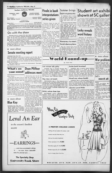 The Trojan, Vol. 35, No. 114, May 05, 1944