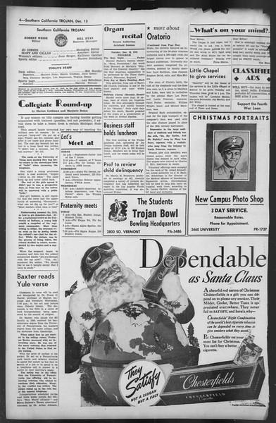 The Trojan, Vol. 35, No. 61, December 13, 1943