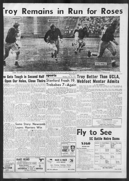 Daily Trojan, Vol. 41, No. 31, October 24, 1949