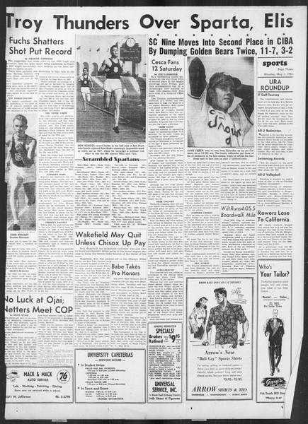 Daily Trojan, Vol. 41, No. 126, May 01, 1950