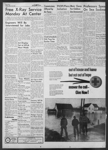 Daily Trojan, Vol. 43, No. 106, March 28, 1952