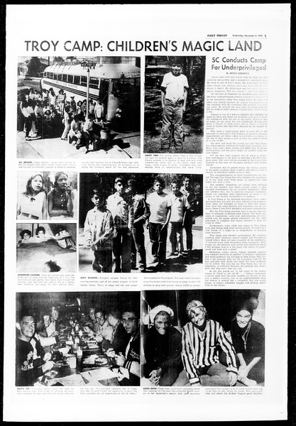 Daily Trojan, Vol. 51, No. 30, November 04, 1959