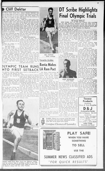 Summer News, Vol. 3, No. 11, July 16, 1948