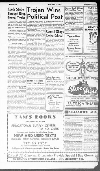 Summer News, Vol. 3, No. 2, June 23, 1948