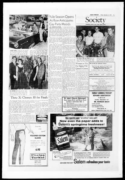 Daily Trojan, Vol. 51, No. 47, December 04, 1959