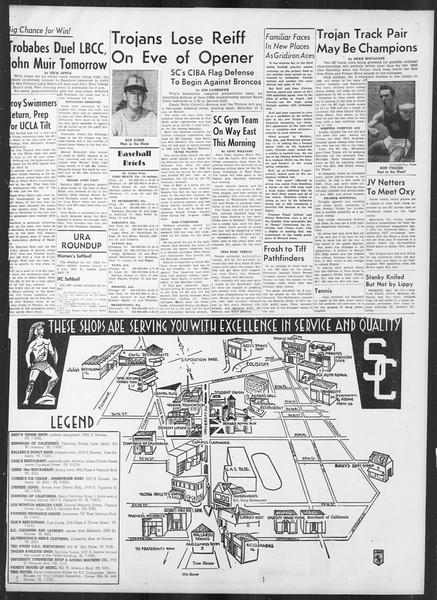 Daily Trojan, Vol. 41, No. 106, March 30, 1950