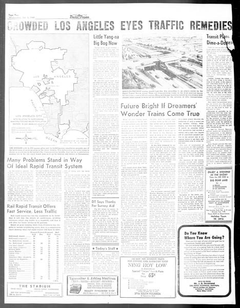 Daily Trojan, Vol. 40, No. 69, January 05, 1949