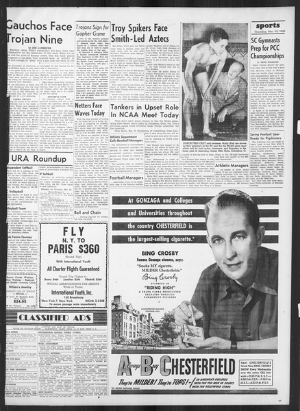 Daily Trojan, Vol. 41, No. 101, March 23, 1950