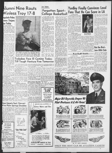 Daily Trojan, Vol. 41, No. 80, February 21, 1950