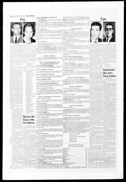 Daily Trojan, Vol. 51, No. 53, December 14, 1959