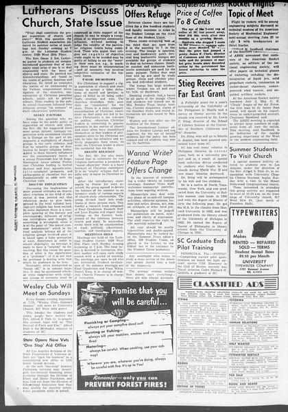 Summer News, Vol. 8, No. 2, June 26, 1953