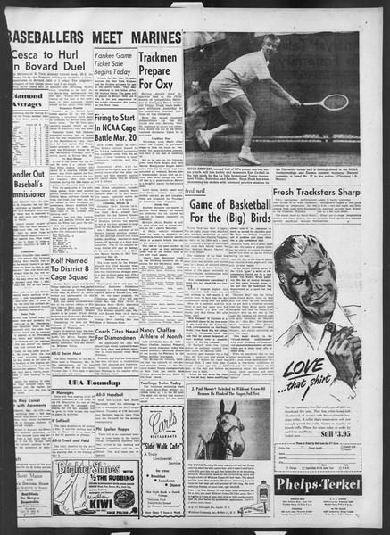 Daily Trojan, Vol. 42, No. 90, March 13, 1951